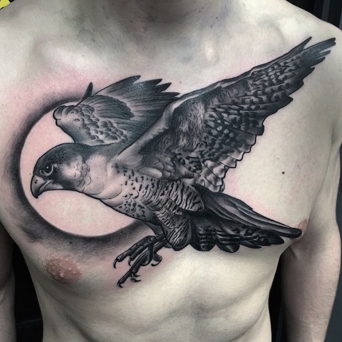 Aitor - Black and Grey Realistic Tattoo Artist London